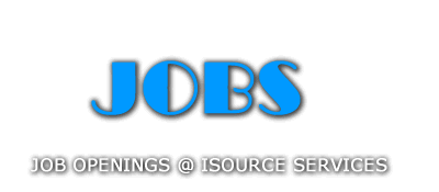 job openings at isource services
